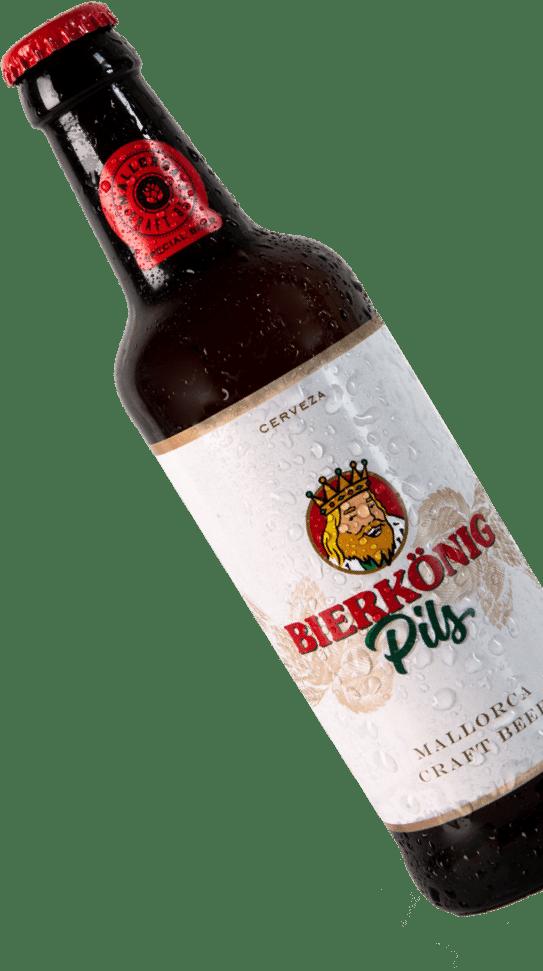 botella cerveza derecha bierkonig